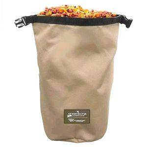 🔴 Reusable Travel Dog Food Bag